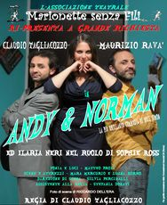 """Andy e Norman"" di Neil Simon"